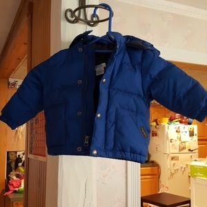 Ralph Lauren Toddler Winter Coat